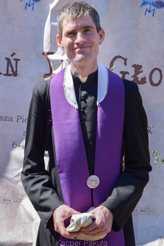 Ks. Łukasz Gawrzydek